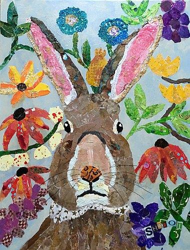 Bloomin' Bunny